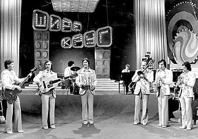 Музыка советских телепередач